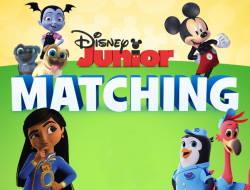 Juego Disney Junior Matching En Línea Juega Gratis