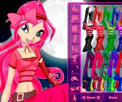 juegos Winx Dress Up  jugar gratis en Game  Game